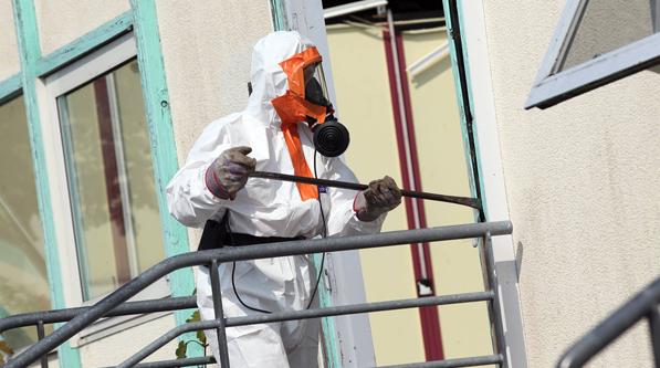 Asbestos Companies in Essex